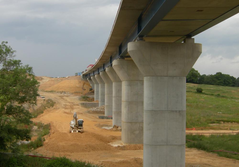 Création d'une ligne nouvelle à grande vitesse – LGV BPL