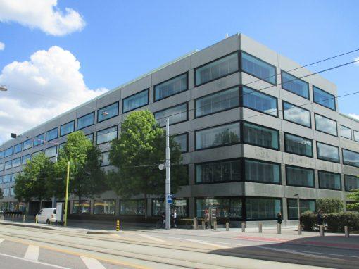 Immeuble administratif Pictet Acacias – Genève (Suisse)