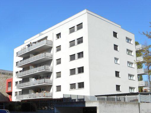 Immeuble d'habitation HBM «Carteret» – Genève (Suisse)