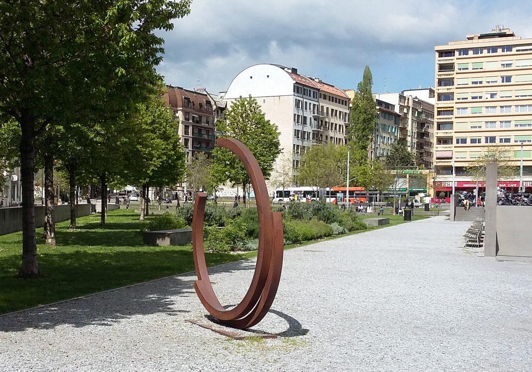 Parc des Chaumettes et abords – Genève (Suisse)