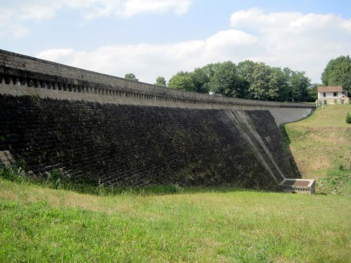 Barrage des Gannes – Commentry (03) – France