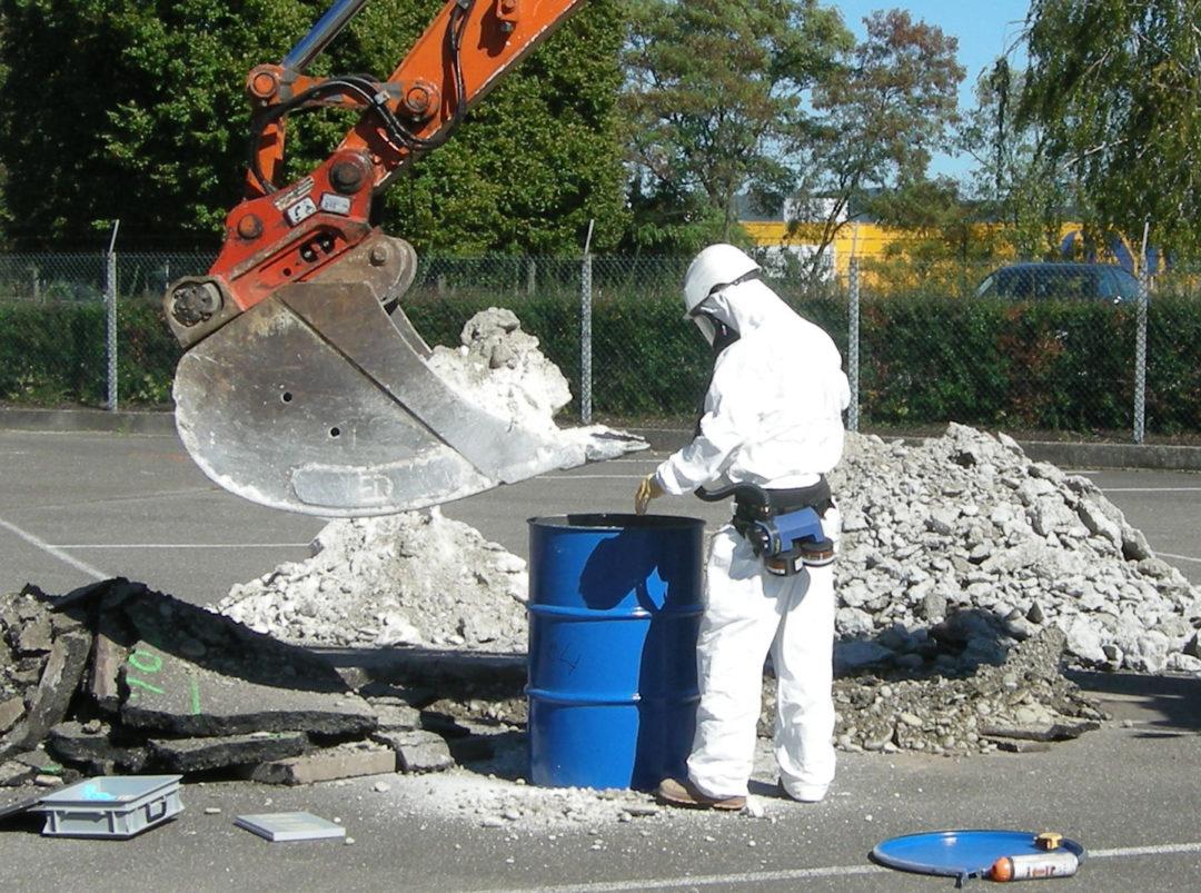 Investigation et projet d'assainissement d'un site pollué aux pesticides à Huningue (68)