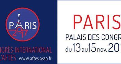 GEOS AU CONGRÈS INTERNATIONAL DE L'AFTES