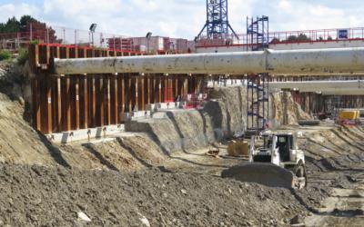 GEOS a participé aux études pour le projet sous-fluvial de KERINO (mise en service été 2016)