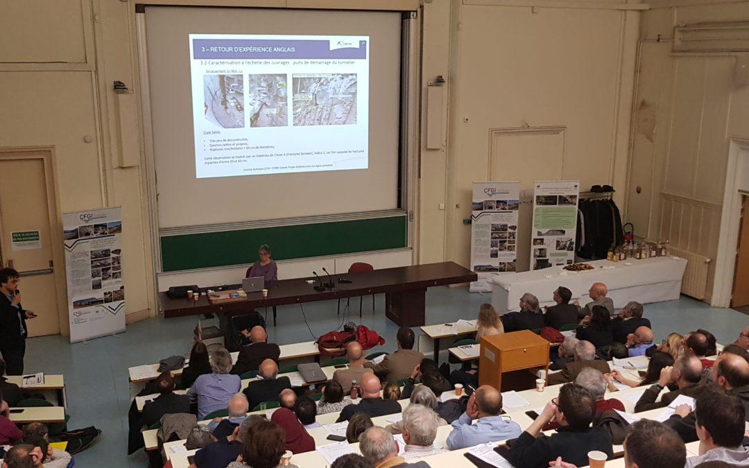 Présentation de Martin CAHN à la journée technique du CFMR/CFMS/CFGI