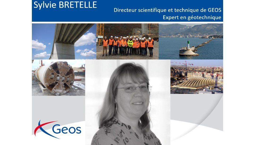 Sylvie Bretelle – Directeur scientifique et technique – Expert en géotechnique