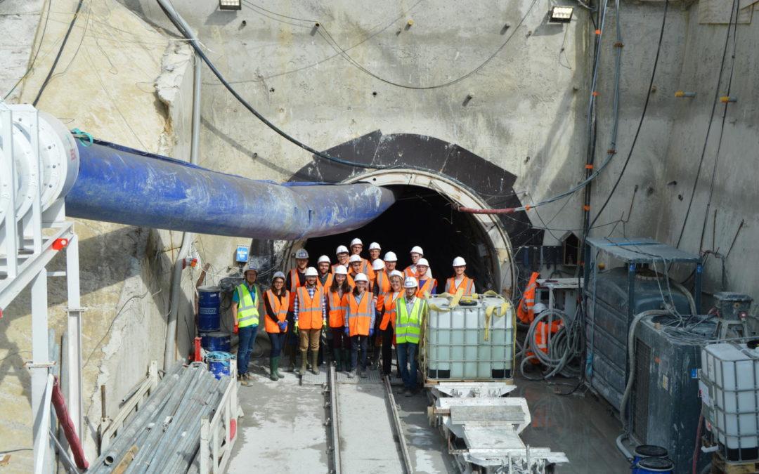 Visite chantier Meudon